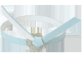 Bracelet cuir Daily jade / mastic