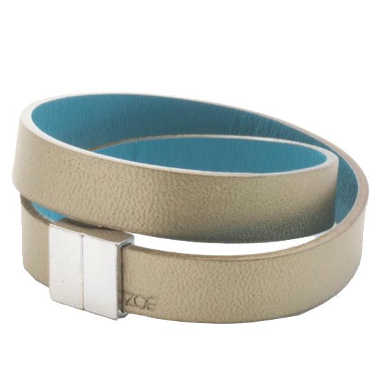 bracelet manchette sequins