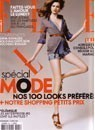 Elle Magazine Mai 2007