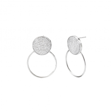 Boucles d'oreilles Maggy On The Moon