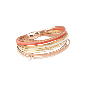 Bracelet Malicieux Swing Coral