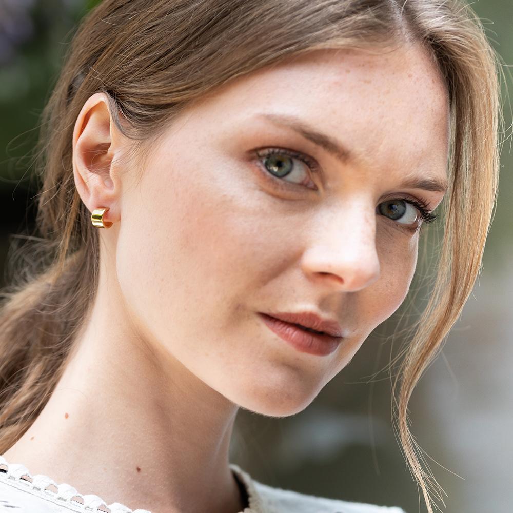 Boucles d'oreilles Daria