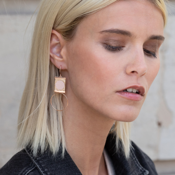 Boucles d'oreilles Marlow Ashley