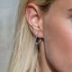 Boucles d'oreilles May