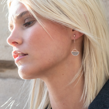 Boucles d'oreilles Hanaé Ashley