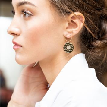 Boucles d'oreilles Linette