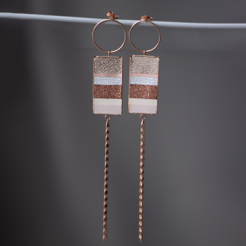 Boucles d'oreilles Shelby Back to Basic