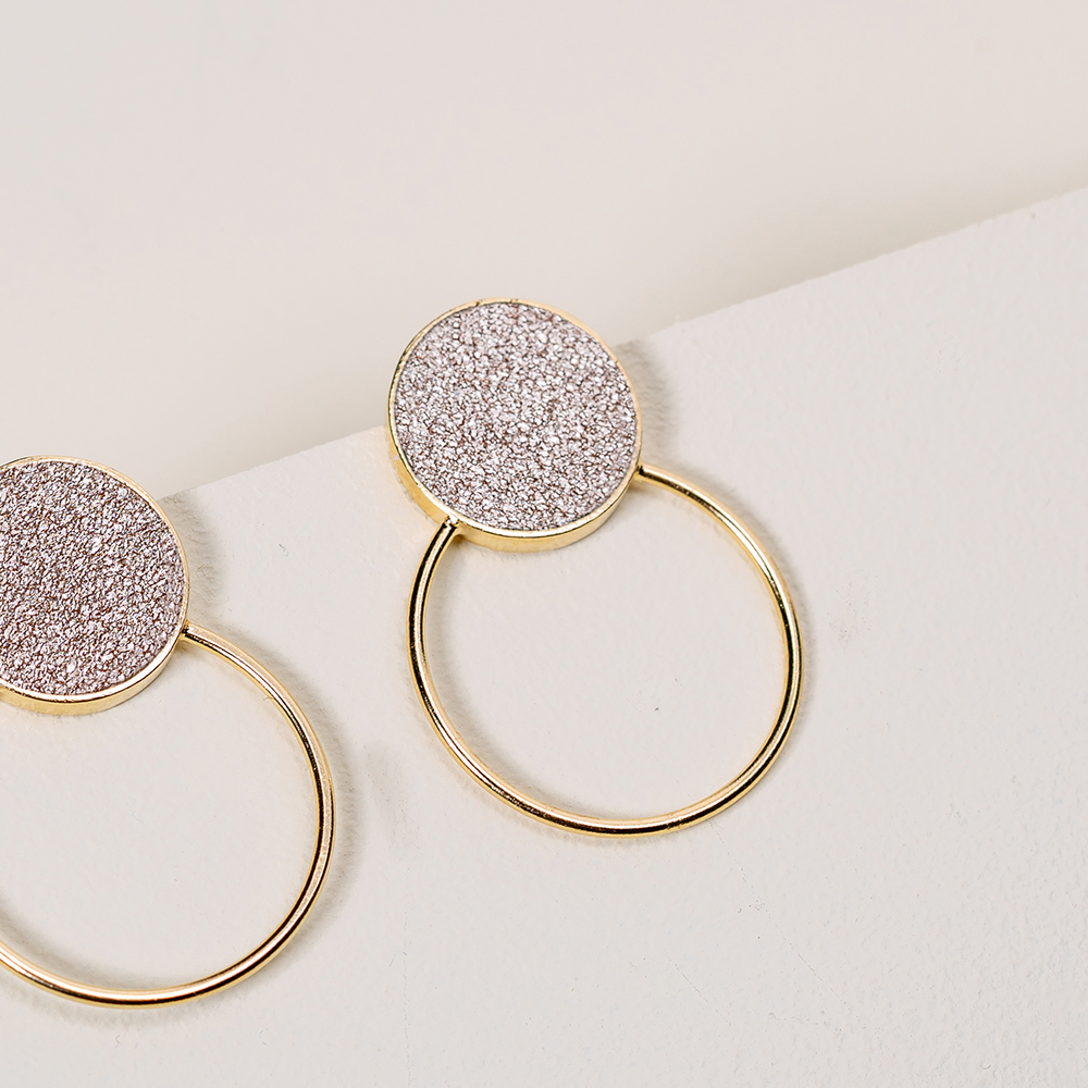 Boucles d'oreilles Maggy Optimist