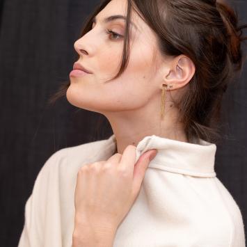 Boucles d'oreilles Marinette Optimist