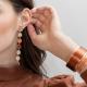 Boucles d'oreilles Emma Optimist
