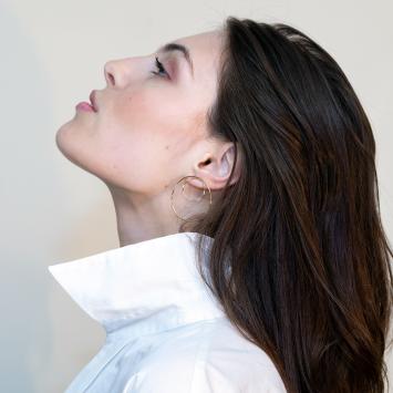 Boucles d'oreilles Eleonore GM