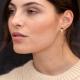 Boucles d'oreilles Marinette