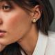 Boucles d'oreilles Ange
