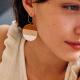 Boucles d'oreilles Jane