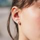 Boucles d'oreilles Tory