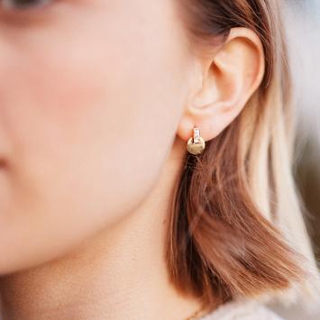 Boucles d'oreilles Audrey