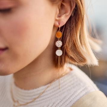 Boucles d'oreilles Esmee
