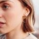 Boucles d'oreilles Maggy