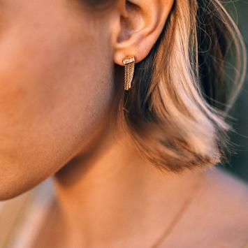 Boucles d'oreilles Mariko Wild Side