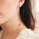 Boucles d'oreilles Evy