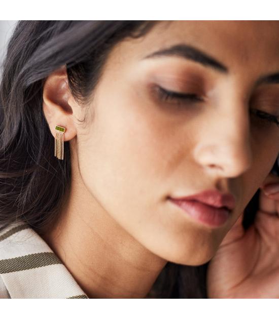 Boucles d'oreilles Mariko