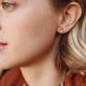 Boucles d'oreilles Nova