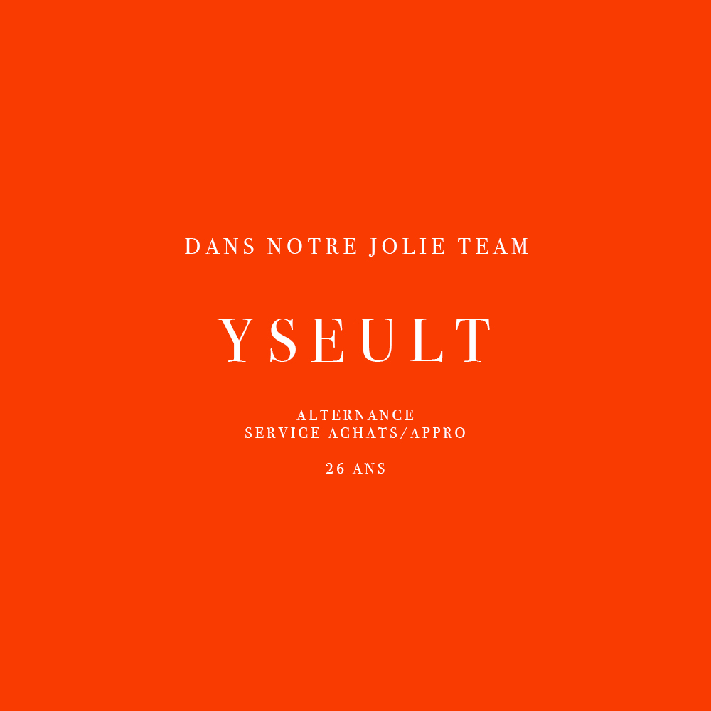 Interview d'Yseult
