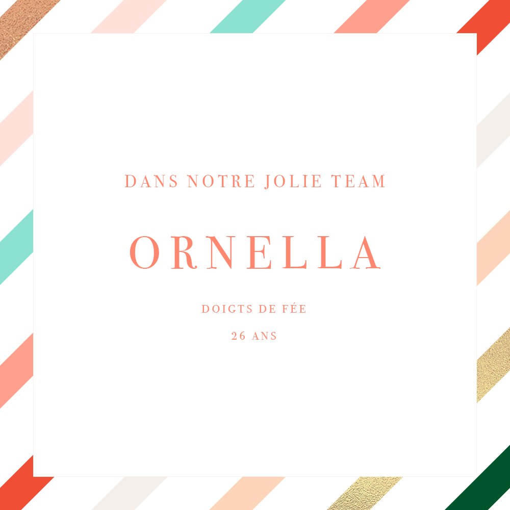 INTERVIEW D'ORNELLA