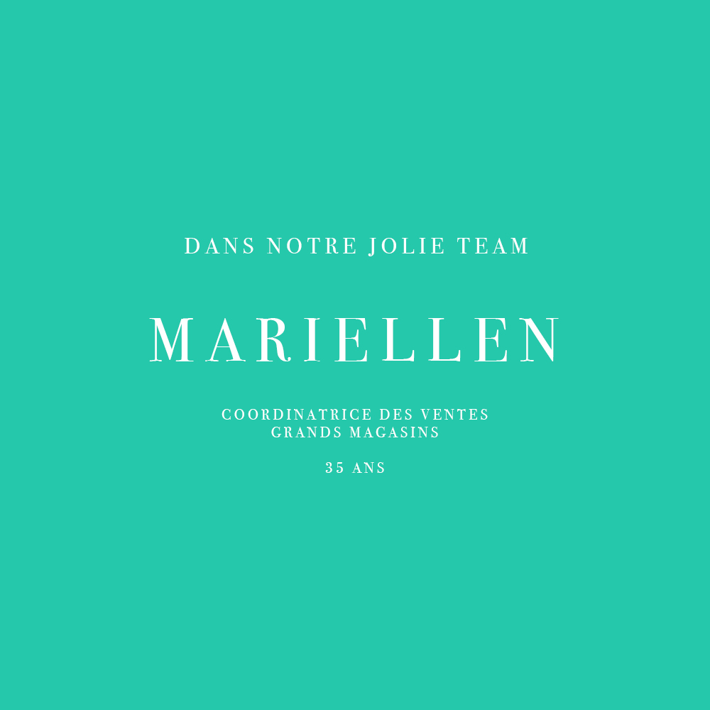Interview de Mariellen